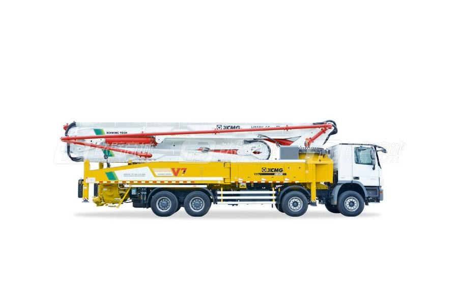 徐工HB58K混凝土泵车( 奔驰底盘 )