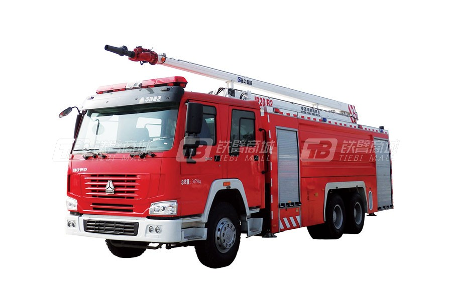 徐工JP20B2举高喷射消防车