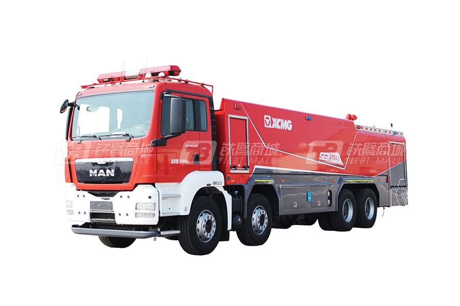 徐工SG210A1水罐消防车
