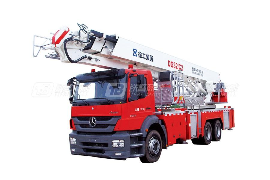 徐工DG32C2登高平台消防车