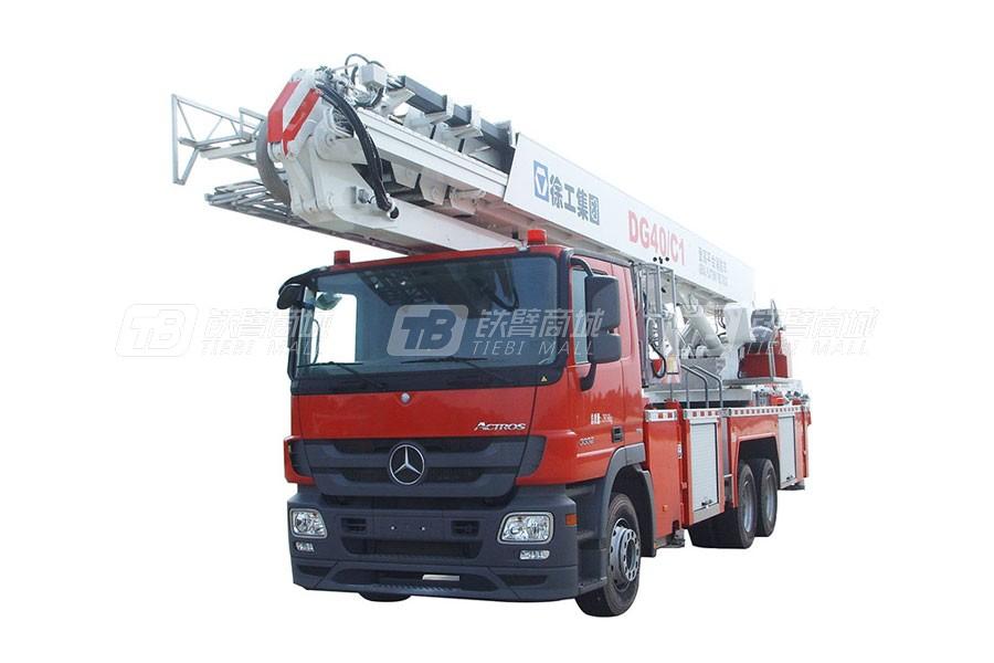 徐工DG40C1登高平台消防车