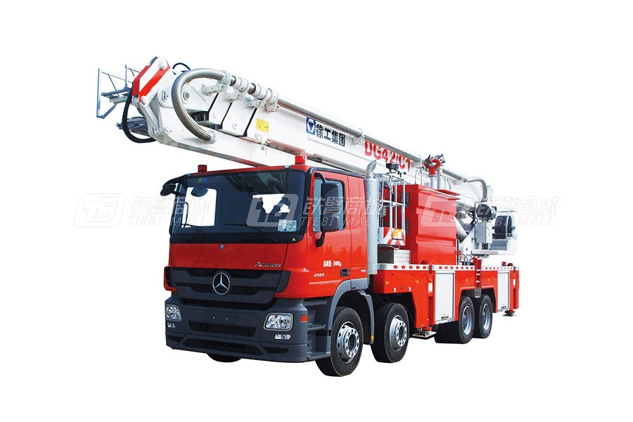 徐工DG42C1登高平台消防车