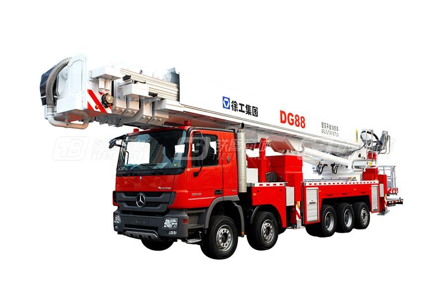 徐工DG88登高平台消防车