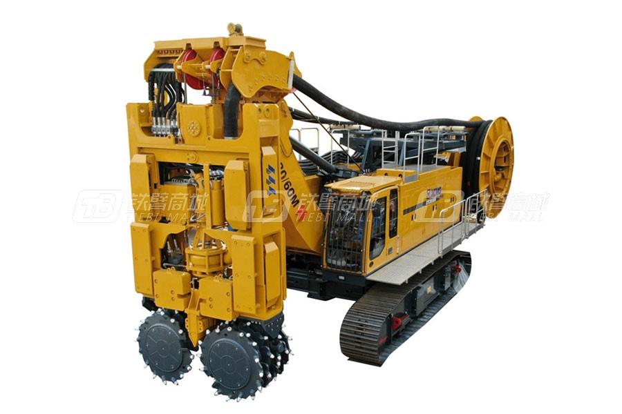 徐工XTC80/60M双轮铣槽机