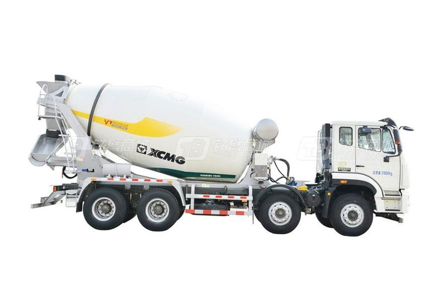 徐工XSC4305混凝土搅拌运输车