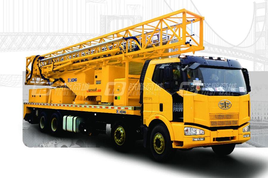 徐工XZJ5312JQJ18桁架式桥梁检测车