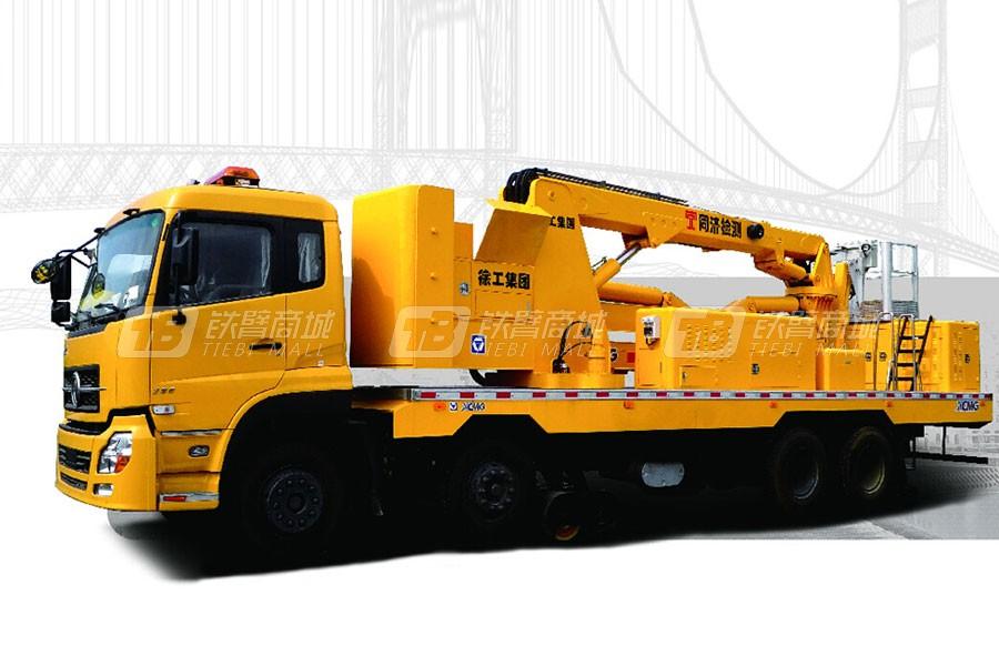徐工XZJ5316JQJD4(16米)桁架式桥梁检测车