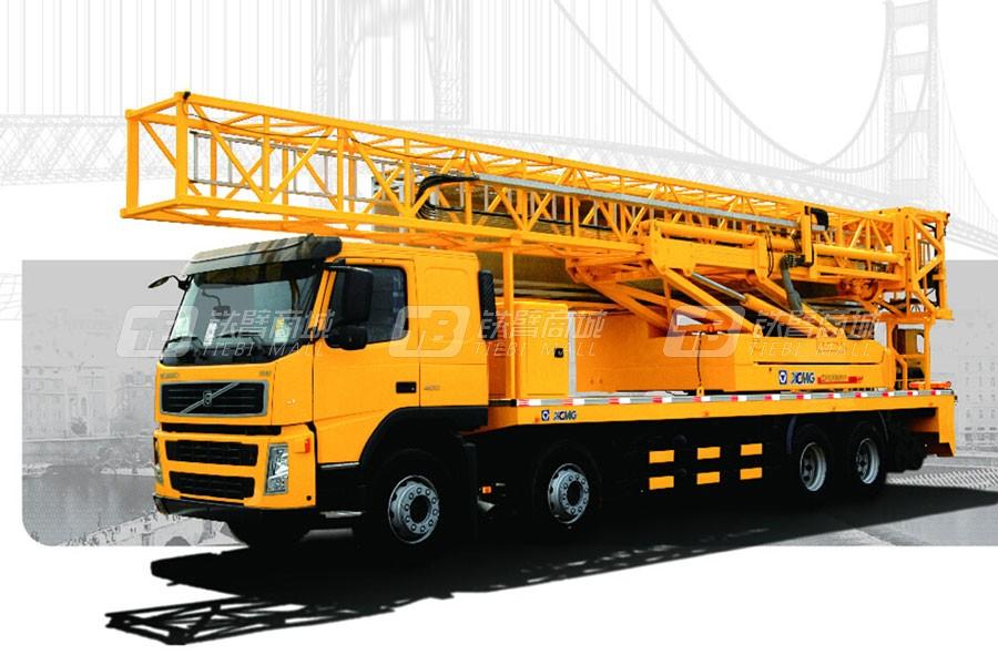 徐工XZJ5320JQJF4桁架式桥梁检测车