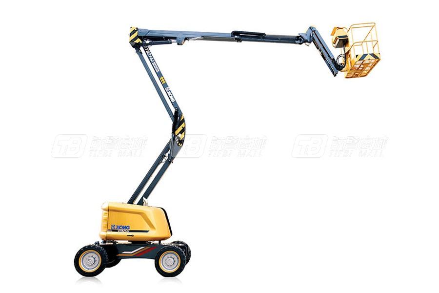 徐工GTBZ14J曲臂式高空作业平台