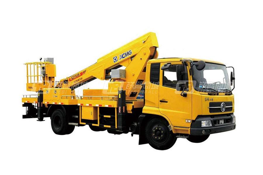 徐工XZJ5100JGK伸缩臂高空作业车