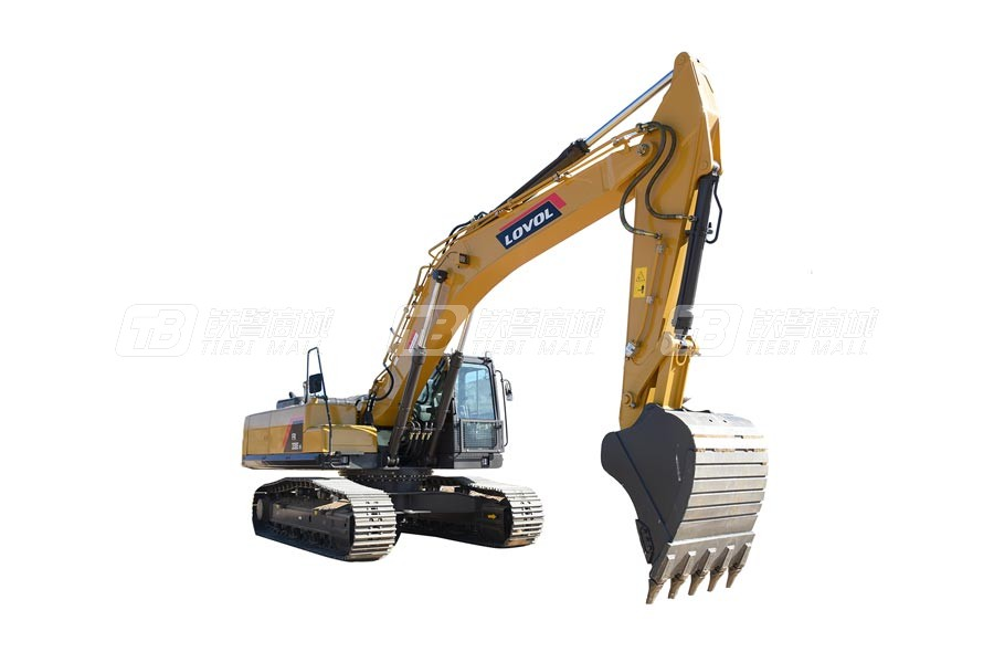 雷沃重工FR330E-HD履带挖掘机