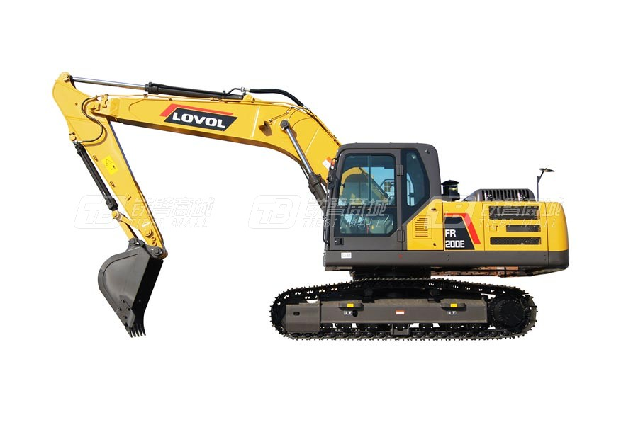 雷沃重工FR200E履带挖掘机