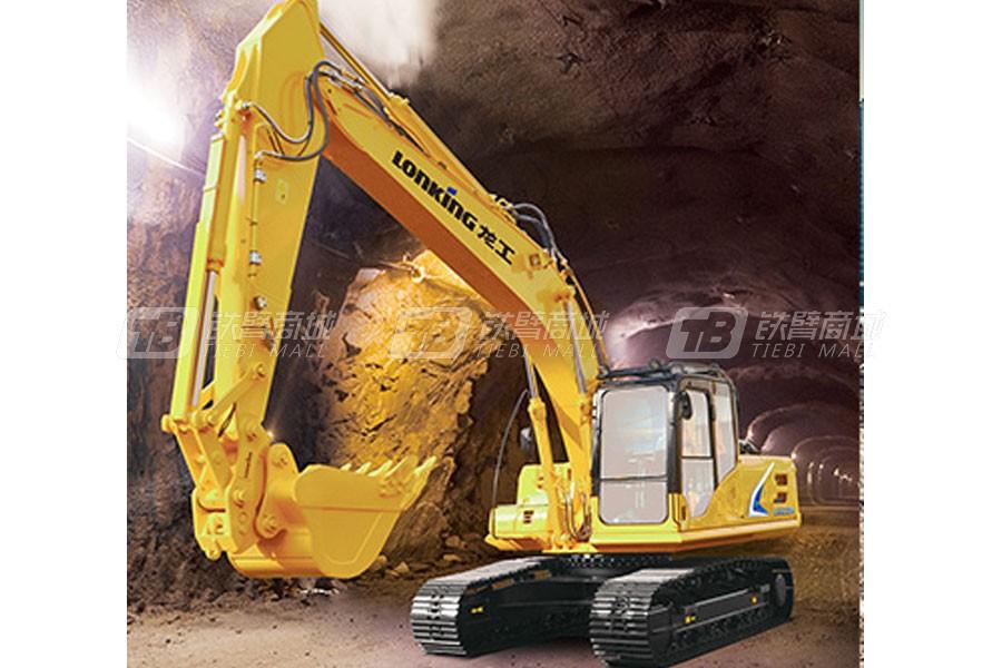 龙工LG6225N液压挖掘机
