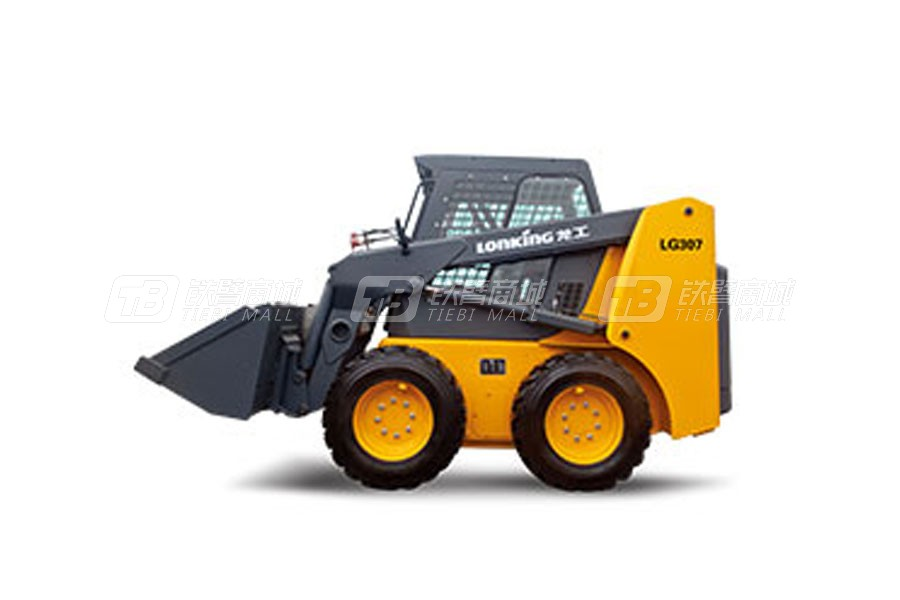 龙工LG307滑移装载机