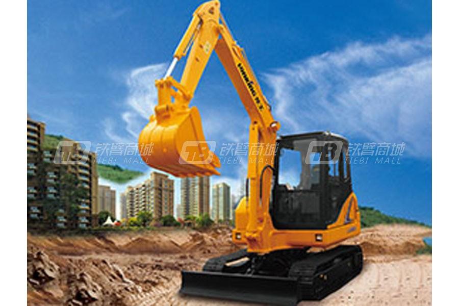 龙工LG6065液压挖掘机