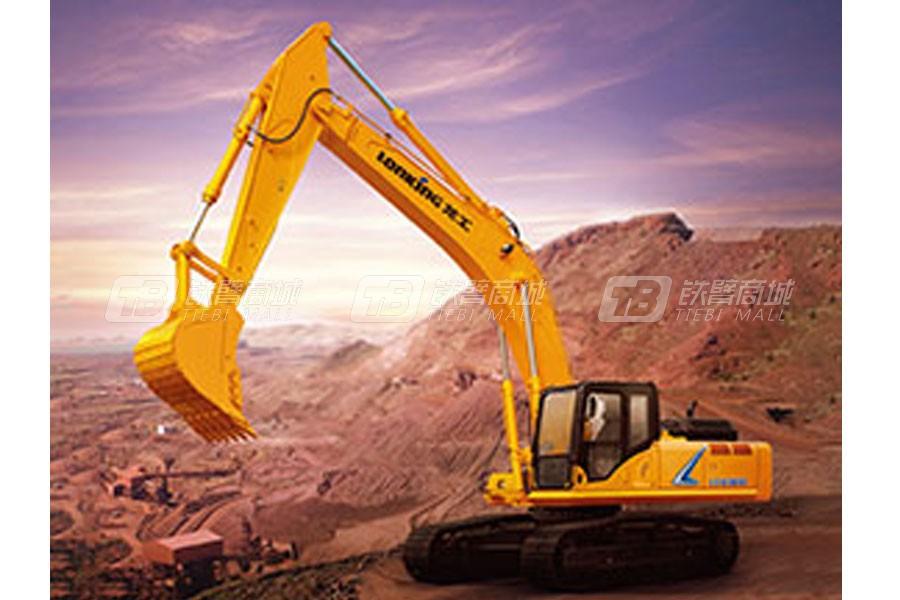 龙工LG6365E液压挖掘机