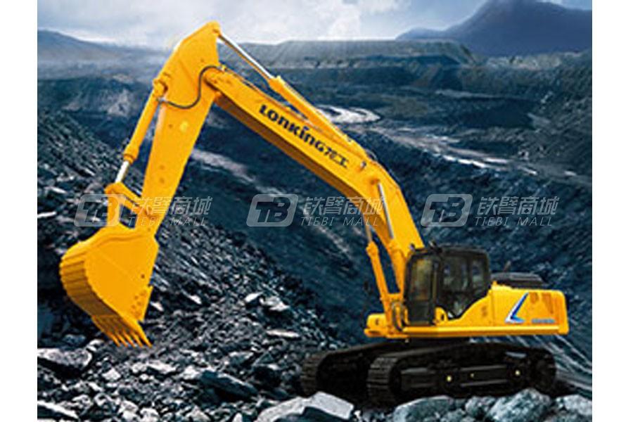 龙工LG6485H液压挖掘机