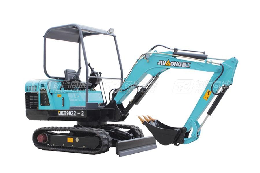 晋工JGM9022-2履带挖掘机