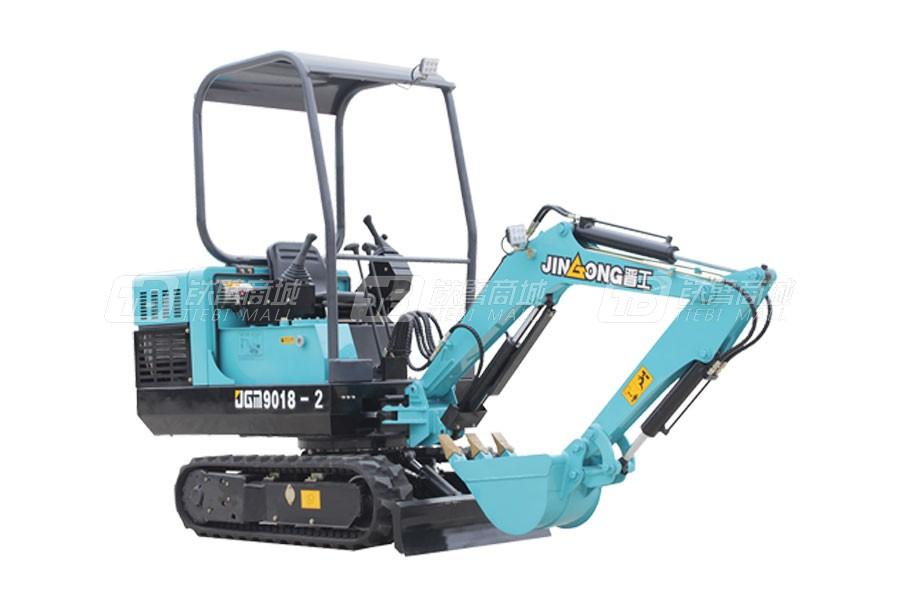 晋工JGM9018-2履带挖掘机