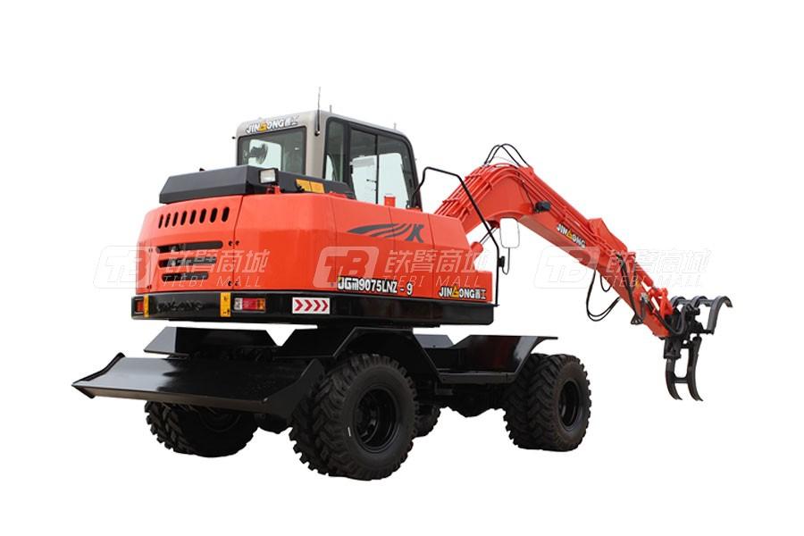 晋工JGM9075LNZ-9轮式挖掘机