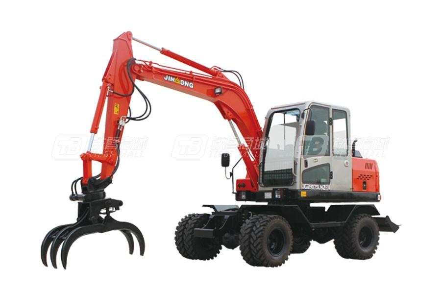 晋工JGM9075LNZ-8轮式挖掘机