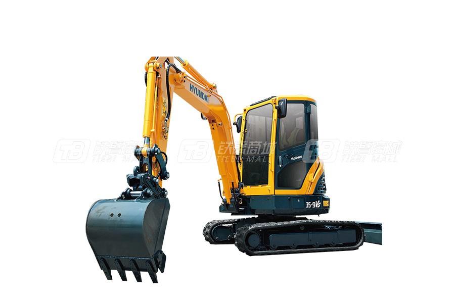 现代R35-9VS迷你挖掘机