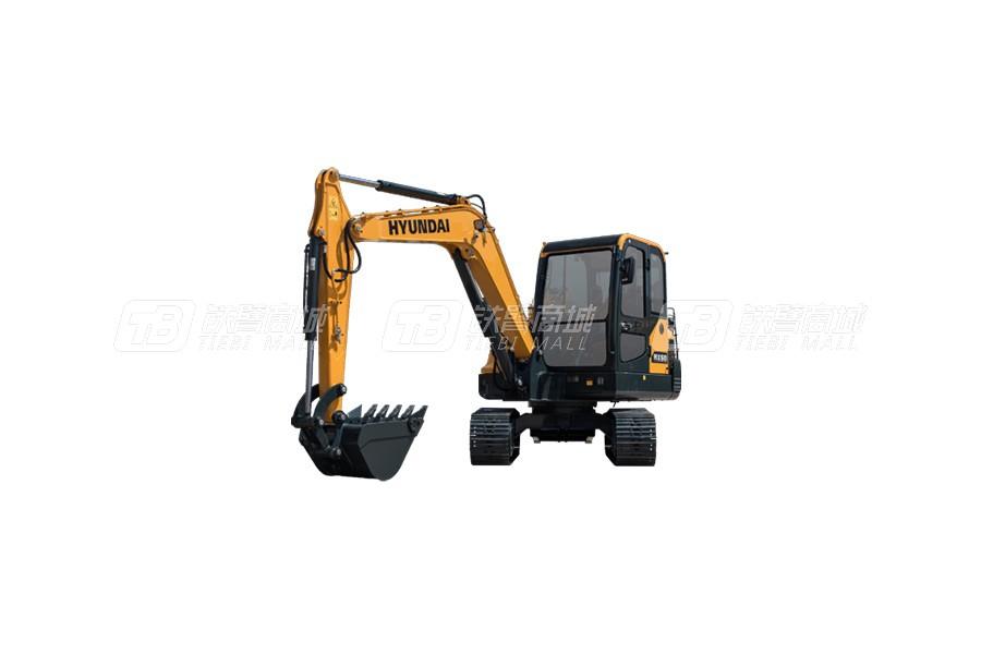 现代HX60小型挖掘机