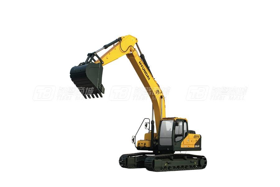 现代R225LVS中大型挖掘机