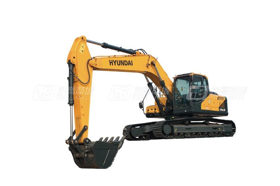 现代R275LVS中大型挖掘机