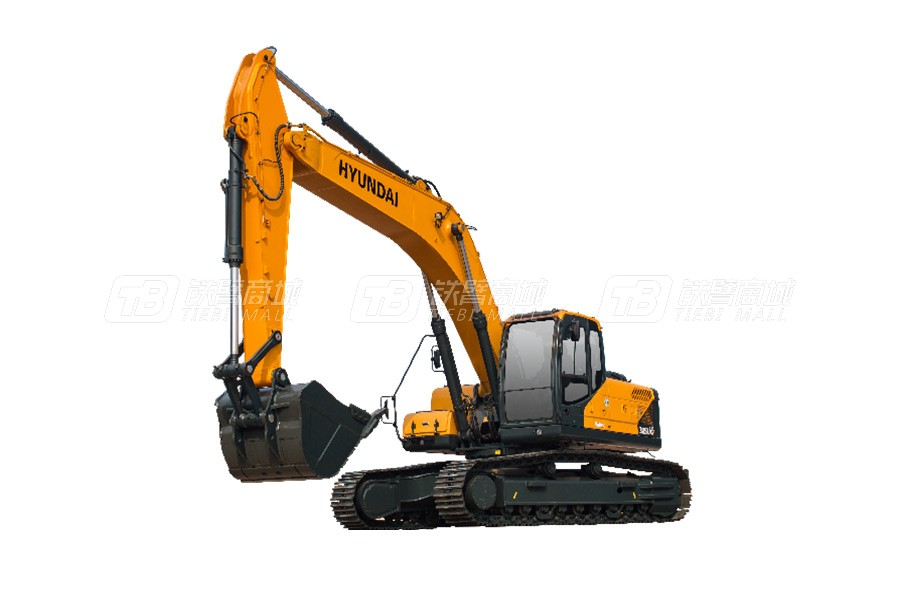 现代R305LVS中大型挖掘机