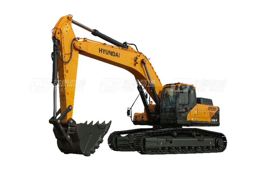 现代R385LVS中大型挖掘机