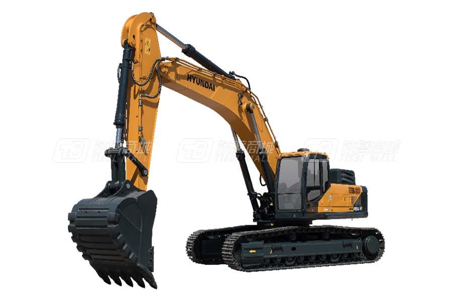 现代R485LVS中大型挖掘机