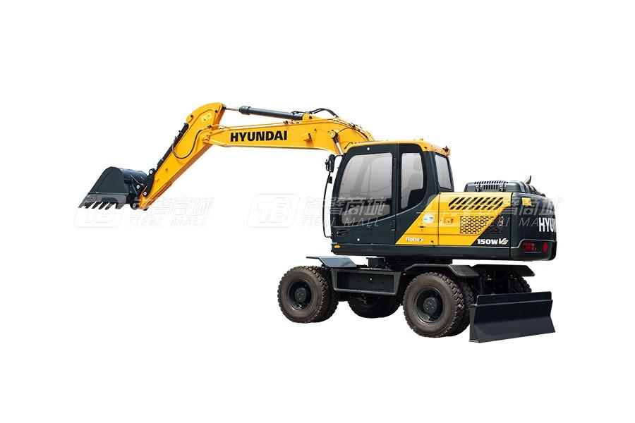 现代R150WVS轮式beplay官方在线客服