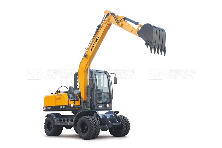 新源 XYB75W-9履带挖掘机
