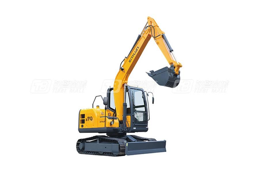 新源 XYB70履带挖掘机