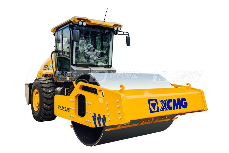 徐工XS265JS单钢轮压路机