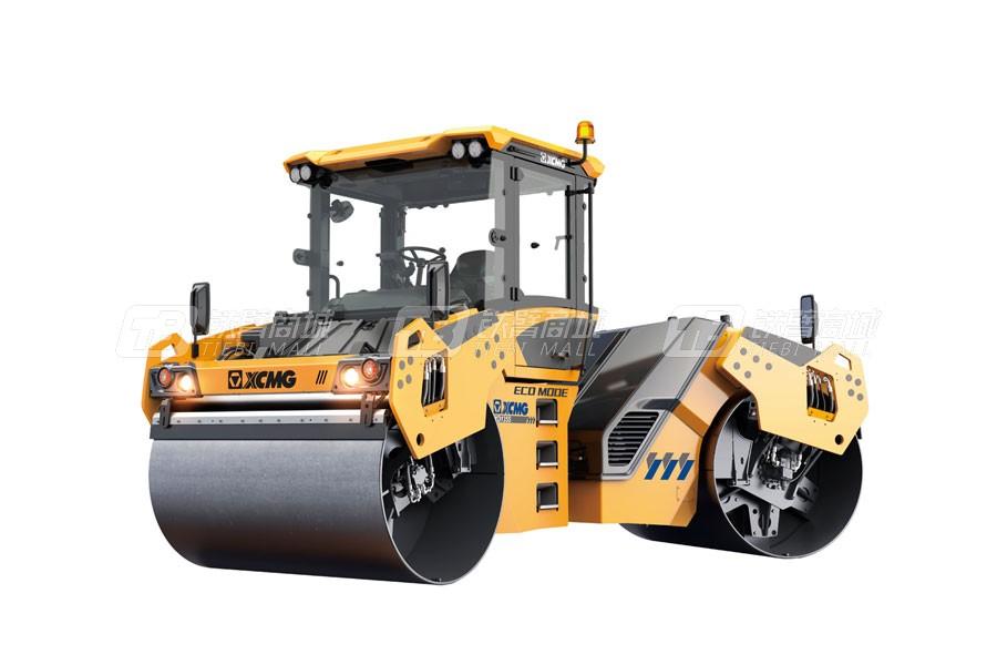 徐工XD135S双钢轮压路机