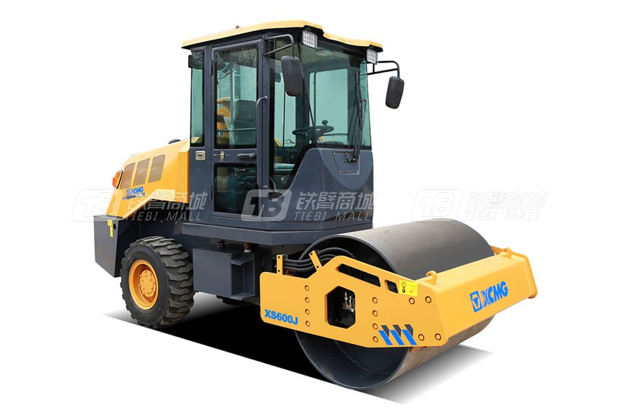 徐工XS600J单钢轮压路机