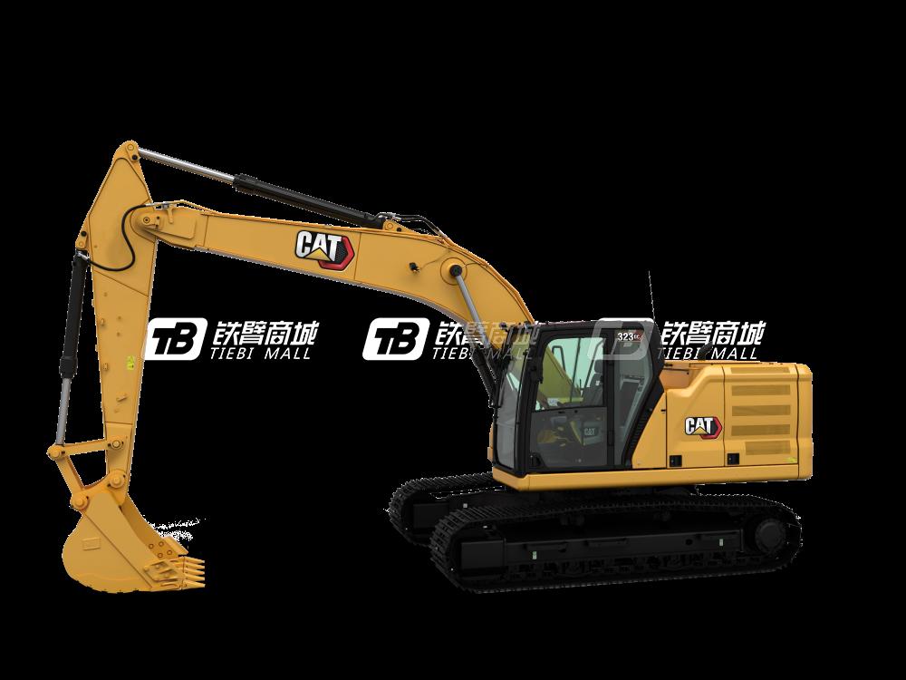 卡特彼勒新一代CAT® 323  GC液压挖掘机