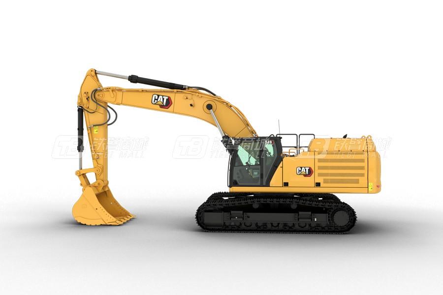 卡特彼勒新一代CAT® 349液压挖掘机