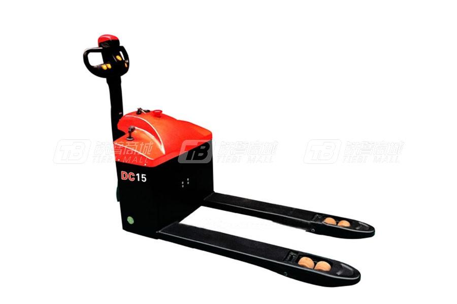 奥津CBD15-170H电动托盘搬运车