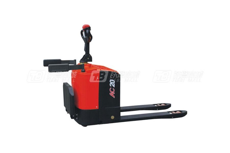 奥津CBD20-410电动托盘搬运车(新款)
