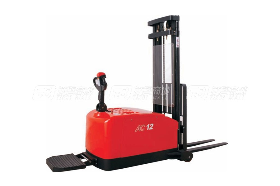 奥津CDD12-910全电动平衡重堆高车