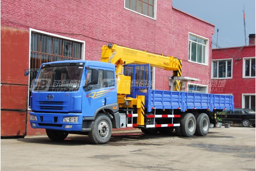 牡丹江MQ5250JSQJ随车起重机