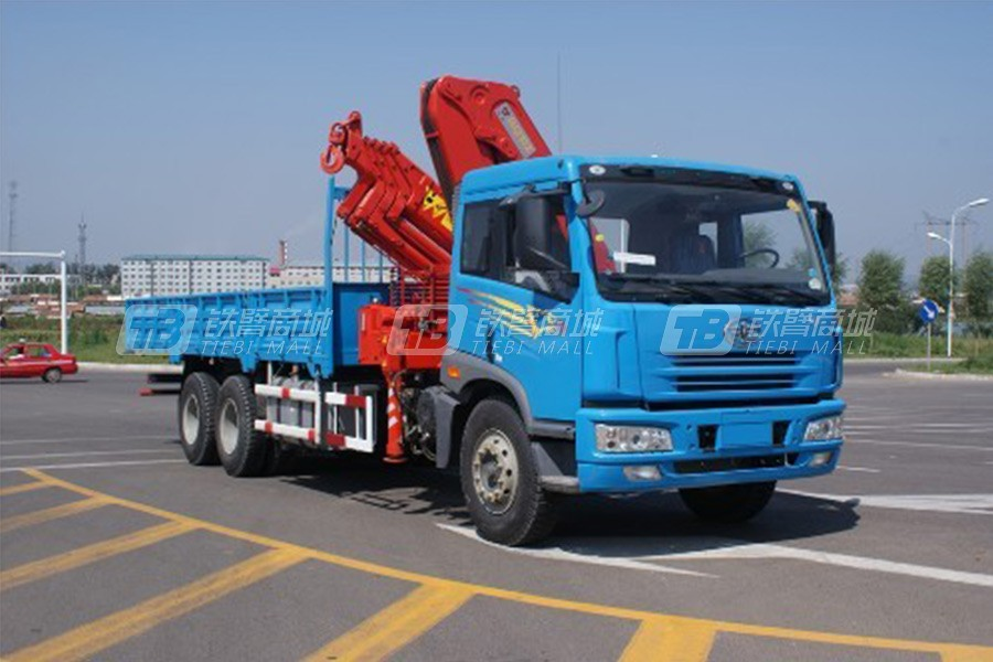 牡丹江MQ5252JSQJ随车起重机