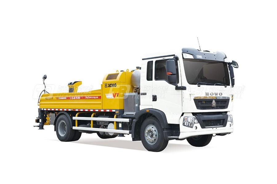 徐工HBC10018K车载式混凝土泵