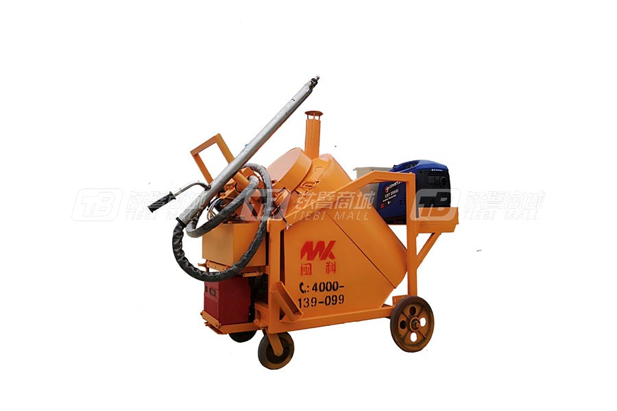 闽科CGFJ-100L长管式自行式灌缝机