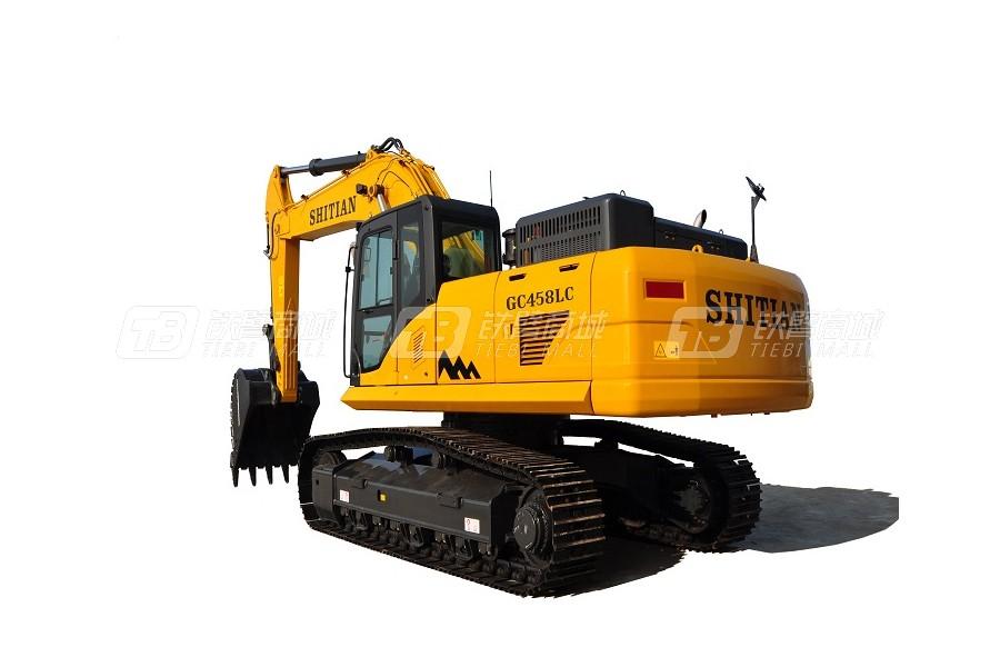 十田重工GC458LC-9履带挖掘机