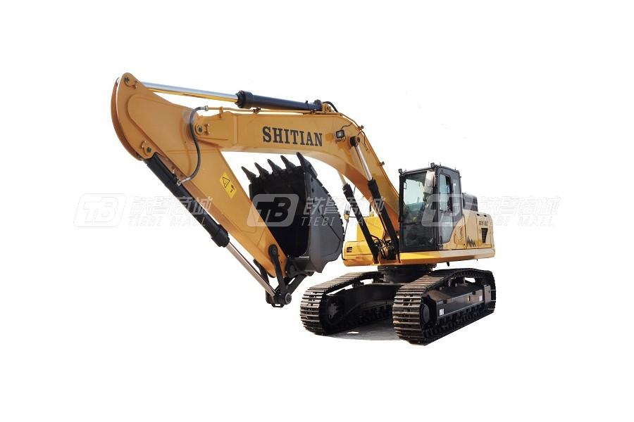 十田重工GC498LC-9履带挖掘机