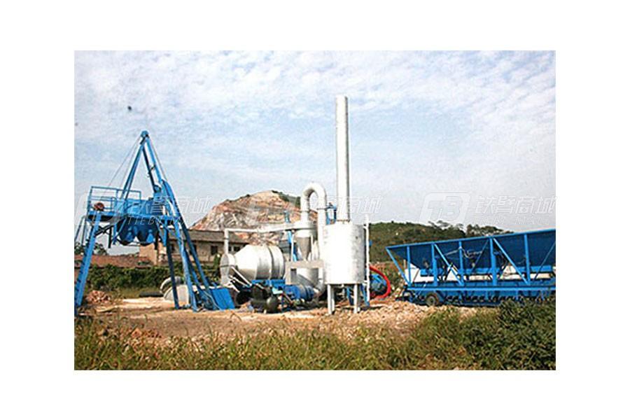 瑞德路业EAGER-QLB40沥青拌和机